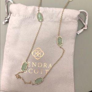 Kendra Scott long Elisa necklace